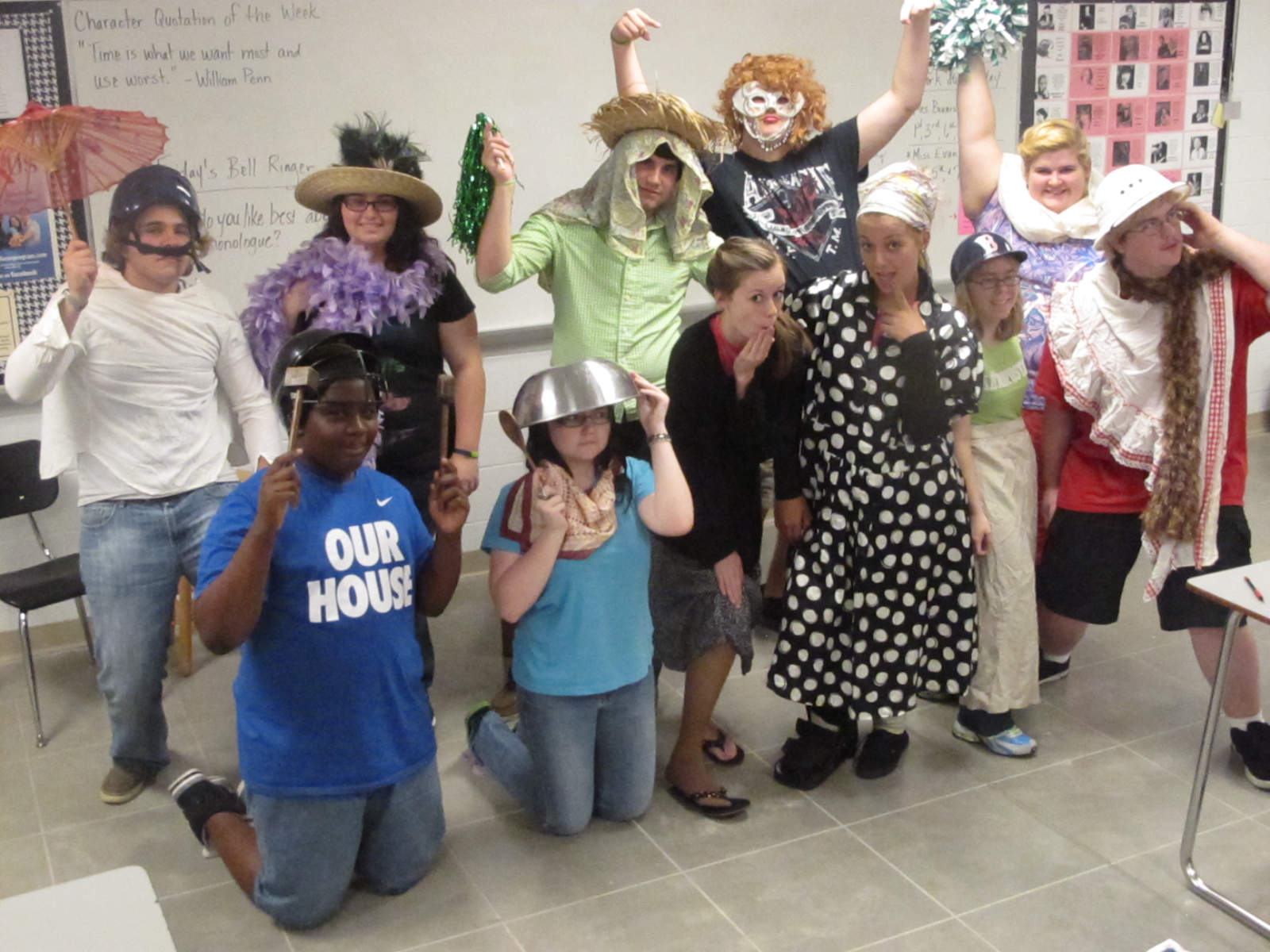 Image result for acting in classroom